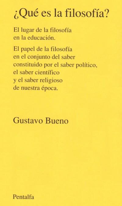 Gustavo Bueno, Nosotros y ellos, Oviedo 1990, 131 p�ginas